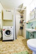 kylpyhuone tilankäytöltään tehopakkaus