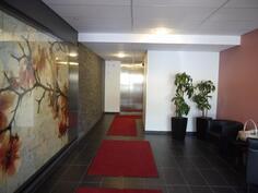 Taloyhtiön aula