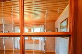 Lasiovet Olohuoneeseen/ Glasdörr till vardgasrummet