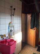 Pesuhuone kaipaa remonttia