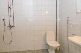 Alahovin kylpyhuone/wc 4.