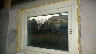 myös alustan ikkunat on uusittu