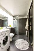 Aakerran kylpyhuone/wc