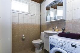 Kylpyhuonetta.