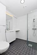 Malli valmiista kylpyhuoneesta toisessa yhtiössä