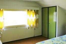 Makuuhuone kotikadun puolella