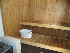 Sauna, puukiuas
