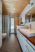 pohjoissiiven kylpyhuone