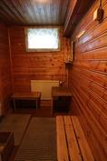 taloyhtiön sauna/pukuhuone