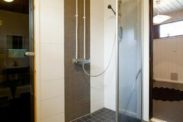 Kylpyhuone on remontoitu 2013