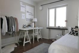 Suurempi makuuhuone /  Större sovrum