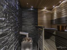 Tunnelmalllinen sauna