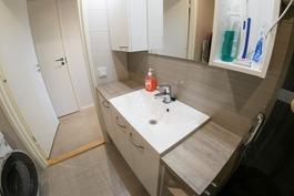 WC valmiista talosta
