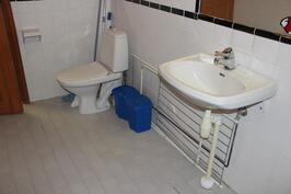 pesuhuoneen wc