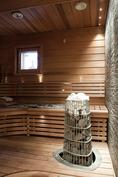 Nauti hyvistä löylyistä ja saunan komeudesta