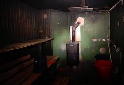 alkuperäinen sauna