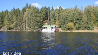 Kauempaa järveltä