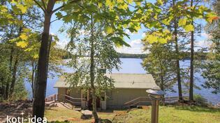 Kuva järvelle