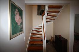 Raput yläkertaan