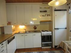 Talon asumiskulut ovat pienet, sillä kiinteistöllä on oma rengasvesikaivo ja 3 sakokaivoa!