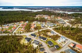 Gammelbodan alue / Gammelboda område