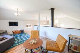 Yläkerran yleistila / Allrum i övre våningen