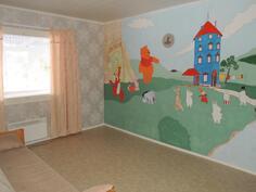Makuuhuone 2 sopii hyvin lapselle