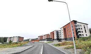 Pihlajalaakson uusi asuntoalue