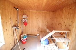 sauna/pesutilat