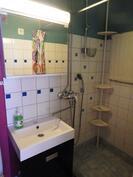 Kylpyhuone, suihkunurkkaus