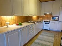 Erinomaiset ruoanlaittotilat keittiössä