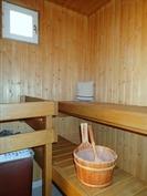 Sauna ja ikkuna