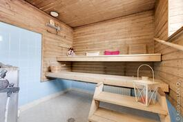 hyvälöylyinen sauna