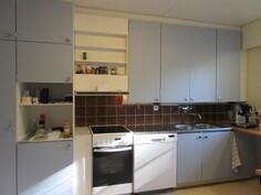 ... nykyaikaisin keittiökonein!