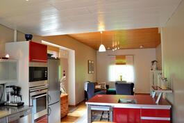 huoneisto 1 keittiö
