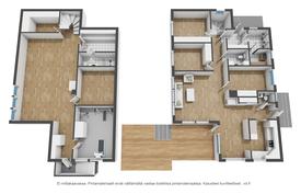 3D-pohja - onko alakerrassa kuntosalisi, toimistosi vai leffahuoneesi?