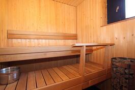 sauna saneerattu 2009