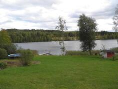 Vasemmalla paikka saunalle