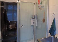Saunaosasto uusittiin 2010
