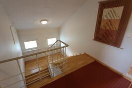 Kaunis, klassinen portaikko