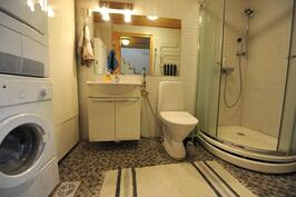 Kylpyhuone/wc alakerta