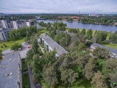 Oulujoen rantamaisema-alueella viihdytään