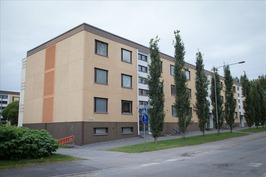 Julkisivu Fasaden
