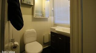 Keskikerroksen WC
