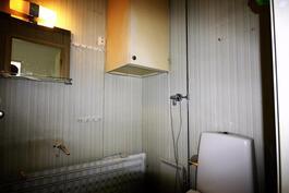Isompi wc / Större wc