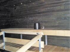 Yhtiön saunatilat