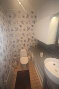 WC 2, remontti kesken
