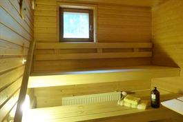 ...saunaa...