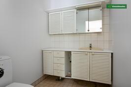 Yläkerran wc