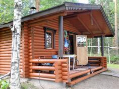 sauna ja pukuhuone